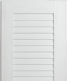 Louver Super White