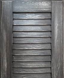 Louver Weathered Charcoal